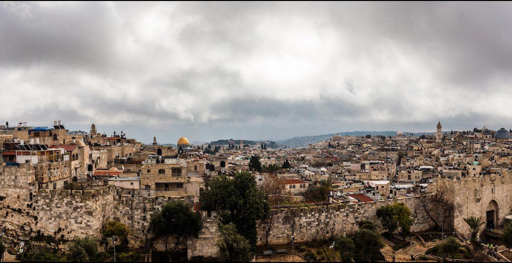 from Jeruselum a