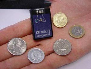K8 Radiation Meter